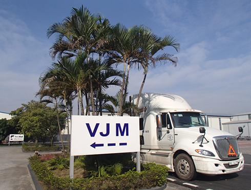 ベトナム工場(Vietnam Japan Mechanical)